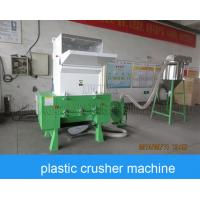 Quality Waste Pe Pp Pet Plastic Crushing Machine , Plastic Bottle Recycling Machine for sale