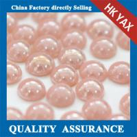 Quality High quality wholesale half round imitation pearl,flatback half round imitation pearls,imitation pearl half round for sale