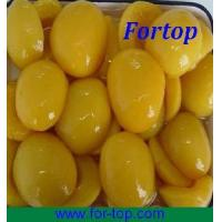 Quality Canned Yellow Peach in Syrup (Halves, Slices, Dices) (CP-002) for sale