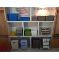 Quality Plastic Drawer Injection Mould|rattan type drawer mould for sale
