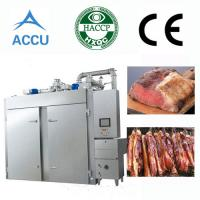 Buy cheap Commercial sausage smoker oven machine from Wholesalers