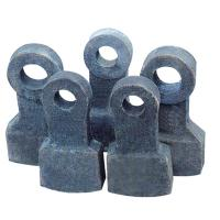 Quality Vertical composite crusher parts     mining machinery precision castings for sale
