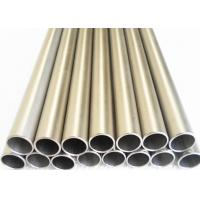 Quality Nickel Alloy 718 / Inconel 718 Seamless Alloy Pipe 20ft Length Round Shape for sale