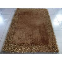 Quality Persian Muslim Stype Design Polyester Mixed Shaggy Carpet Handtufted Shaggy Rug for sale