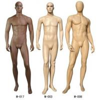 Quality 2012 male display mannequin for sale