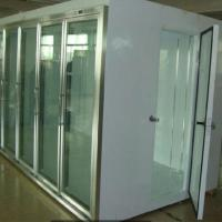 Quality Fruit cold storage,Insulated pu panel,Sandwich panel,walk In Cooler for sale