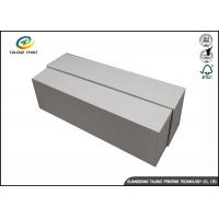 Quality White Cardboard Jewelry Gift Boxes , Paper Packaging Cardboard Shoe Boxes for sale
