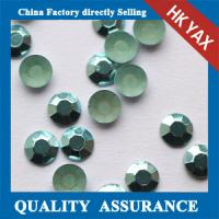 Quality China iron on rhinestuds 8mm,8mm rhinestuds iron on ,iron on 8mm rhinestuds for sale