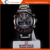 Quality Top Brand Watch Naviforce China Watch Supplier Stainless Steel Watch Quartz Watch Sports for sale