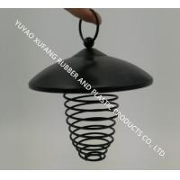 Quality Durable Creative Squirrel Proof Fat Ball Feeder Stainless Steel Materials Customized Color for sale