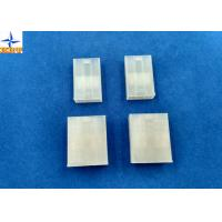 Quality Single Row 4.2mm Pitch Power Connector Plug Housing with Panel Mounting Ears for sale