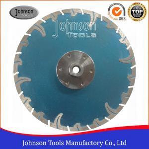 Quality 9 Inch Diamond Cutting Disc For Sandstone / Limestone / Basalt / Granite for sale