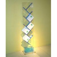 China Acrylic CD Display Stand Shelf on sale