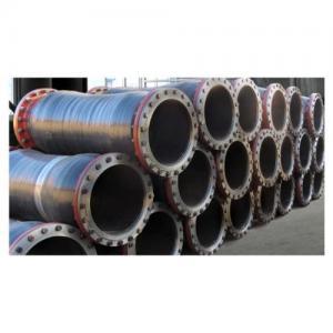 Quality flange suction dredging hose for sale