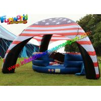 Quality Durable Dome Party Air Tent , Inflatable Marquee For Outdoor Game for sale