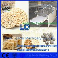 Quality Excellent Quality High Capacity Stainless Steel Automatic Nutrition Bar Product machinery for sale