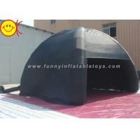 Quality Outdoor Portable Inflatable Dome Tent Gazebo Advertising Prop 6x6x3mH for sale