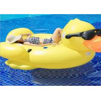 99' Yellow Color Giant duck Inflatable Pool Floats Yellow duck water Float for 2-3 persons