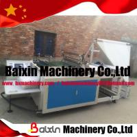 Quality EPE and Air Bubble Film Bag Making Machine Bx-1200 B1 for sale
