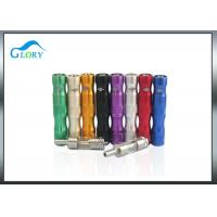 China Colorful vaporizer e cigarette x6 with adjustable voltage e cigarette 500 puffs on sale