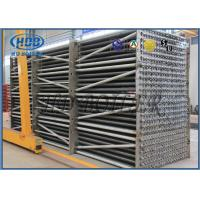 Quality Air Cooled Fin Tube Heat Exchanger Flue Gas Cooler For Condensing Boiler for sale