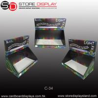 Quality PDQ tabletop display box for Led tube display for sale