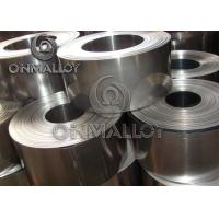 China Standard Invar 36 Alloy Low Expansion Alloys Nikon - Iron Alloy Oxidation Color on sale