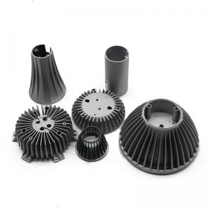 Quality Aluminum A360 Motor Housing Al Die Casting Parts for sale