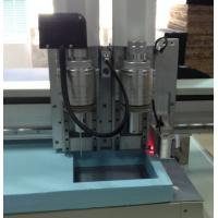 Quality Foam Inner Box Thermal Temperature Sample Maker Cutter Table Machine for sale