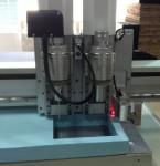 Quality Sponge rubber sample maker cutting machine cutter plotter for sale