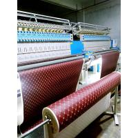 China 380V 5.5 KW Industrial Embroidery Machines 26 Heads With Less Stitch Skip on sale