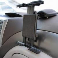 Quality In-car Tablet Stand/Dashboard Mount + Universal Vise Grip Holder for Full-range Table PC  for sale