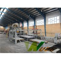 China 6×12 Automatic Double Sided Synchronous Laminating Line Servo Motor Driving on sale