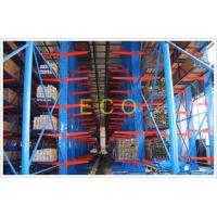 Quality Double Sided I Type Cantilever Rack For Warehouse Racking Systems for sale