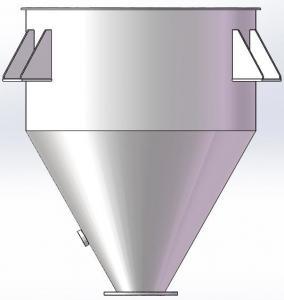 Quality PLC Control Lime Cement Powder Scale Machine for sale