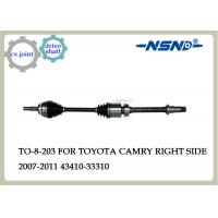 Quality High Performance Auto Drive Shaft 43410-33310 For Toyota Yaris Camry for sale