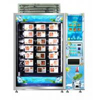Quality Country Club , Travel Area Bottled Water Vending Machine Coin Note Operated for sale