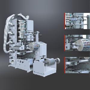 Quality Automatic UV Flexographic Printing Machine (PRYRY330/470B) for sale
