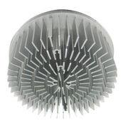China Sliver or black  etc; Aluminum heatsinks, use for LED light, accepts any specifications and OEM/ODM on sale
