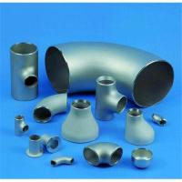 Buy cheap Stainless steel pipe fittings,A403 Wp304,304L,WP316,316L,ANSI B16.9 ,elbow,tee from wholesalers