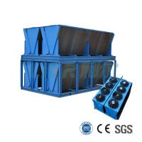 Quality Air Cooler Industrial Flake Ice Machine 10T / Day With 18months Warranty for sale