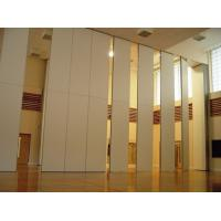 Quality Exhibition Hall / Office Partition Walls Acoustic Folding Operable for sale