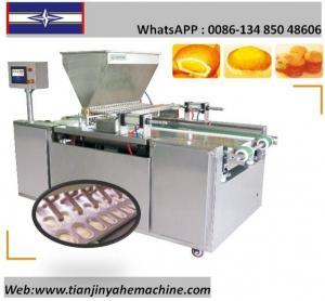 Quality HYSDJ-600 Double Row Cake Machine for sale