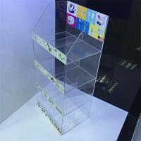 Quality Customized wholesale plexiglass acrylic wall charger display stand for sale