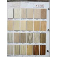 Quality wwod grain high pressure  laminate detail wholesale factory for sale