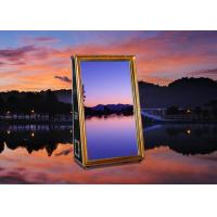 China Cold Rolled Steel Magic Photo Mirror , Wide Visual Angle Mirror Me Photo Booth on sale