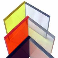 Quality Colored 10mm Thickness Transparent Acrylic Sheet Plexiglass Acrylic for sale