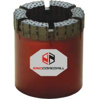 Quality Core Drill bits PCD Surface-set diamond drill bits for sale