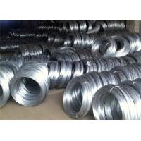 Quality GB JIS High Carbon Steel Wire , High Tensile Prestressed Mild Steel Spring Wire for sale