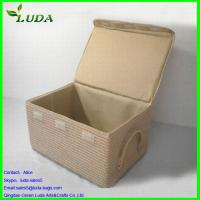 Quality Large storage box with an open lid/cover for sale